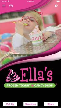 Ellas Frozen Yogurt screenshot 2