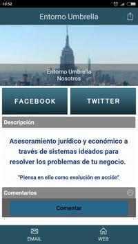 Evaluación de negocios apk screenshot