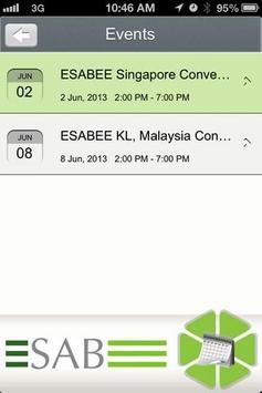 ESABEE apk screenshot