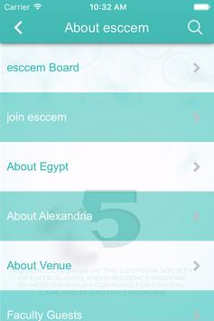 Esccem screenshot 1