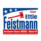 Elect Ettie Feistmann - Judge icon