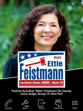 Elect Ettie Feistmann - Judge apk screenshot
