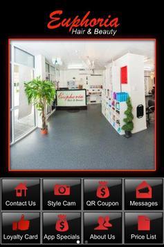 Euphoria Hair Townsville apk screenshot