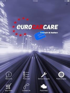 Euro Car Care screenshot 3