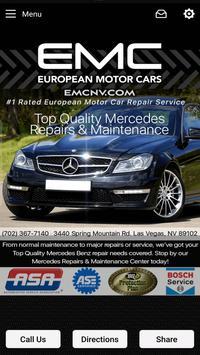 European Motor Cars - EMC screenshot 2
