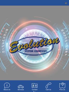 Evolution Motor Company screenshot 3