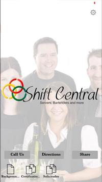 Shift Central poster