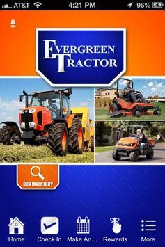Evergreen Tractor & Equipment poster