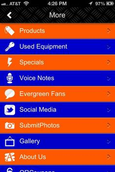 Evergreen Tractor & Equipment apk screenshot