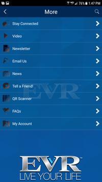 EVR screenshot 2