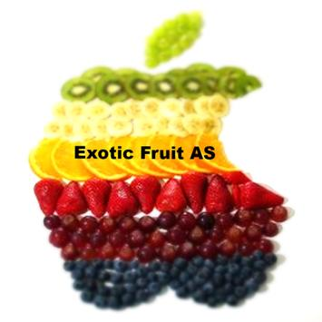 Exotic Fruit AS poster