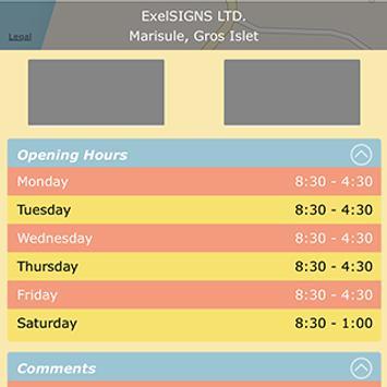 ExelSIGN LTD. apk screenshot