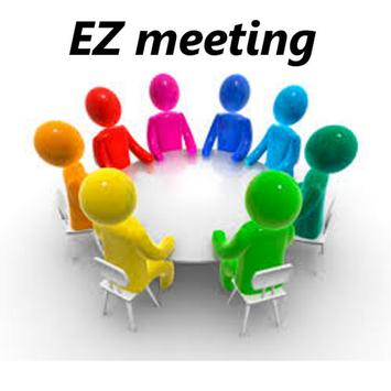 EZ Meeting poster