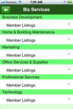 Ft Collins Chamber of Commerce apk screenshot
