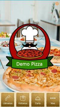 Demo Pizza poster