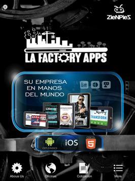 La Factory Apps screenshot 10