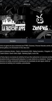 La Factory Apps screenshot 1