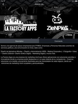 La Factory Apps screenshot 6