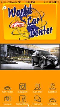 World car Center apk screenshot