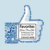 Favorites Drive Thru Deli icon