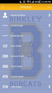 Francis Binkley Elementary School screenshot 2