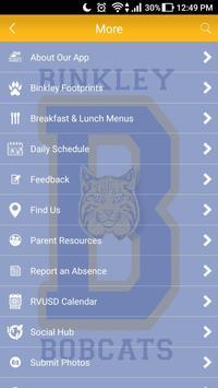 Francis Binkley Elementary School apk screenshot