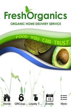 Farm Fresh Organics poster