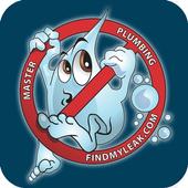 Master Plumbing Leak Detection icon