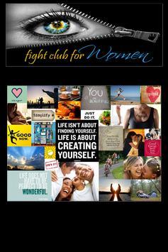 Fight Club For Women screenshot 1