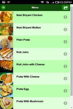 Firdaus Prata & Briyani House screenshot 1