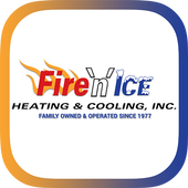 Fire N Ice Heating & Cooling icon