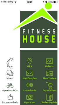 Fitness House poster
