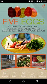 Five Eggs poster
