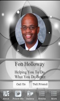 Fon Holloway poster