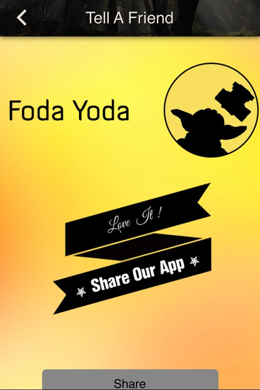 Yoda for android