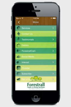 Forestrall screenshot 3