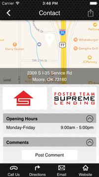 Foster Team Supreme Lending screenshot 1