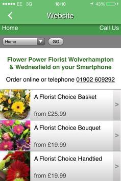 Flower Power screenshot 1
