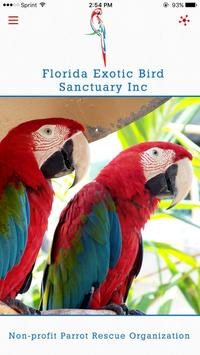 Florida Exotic Bird Sanctuary poster