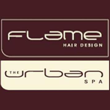 Flame Urban Spa poster