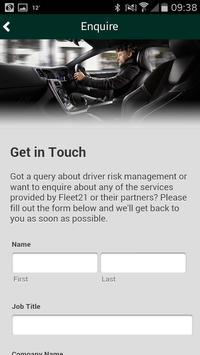 Fleet21 Business Driver Safety screenshot 4