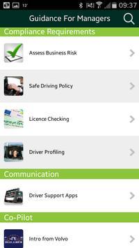 Fleet21 Business Driver Safety screenshot 2