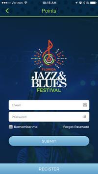 Florida Jazz & Blues Festival apk screenshot