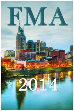 2014 FMA Annual Meeting poster