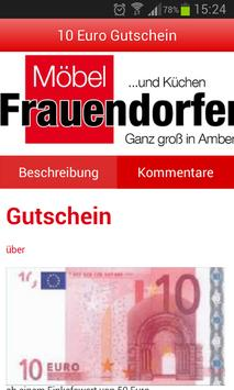 Möbel Frauendorfer screenshot 4