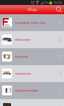 Möbel Frauendorfer screenshot 2