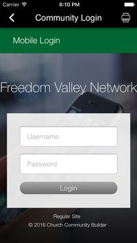 Freedom Valley Church screenshot 2