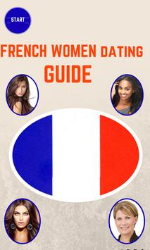 French Women Dating Guide poster