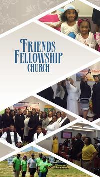 Friends Fellowship Church poster