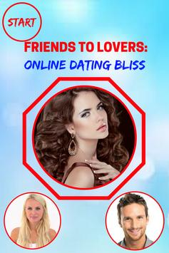 Friend To Lovers -Dating Bliss screenshot 1